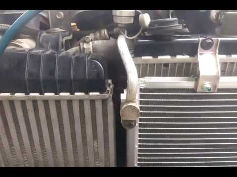 Swift car AC new Condenssor fitting Auto Cool Dhule