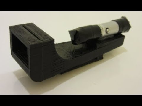 3D Printed Red Dot Sight - HOW TO