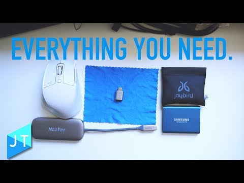 USB Type C Accessories for Your New MacBook or Windows Laptop
