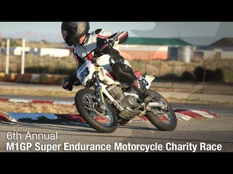 6th Annual M1GP Super Endurance Motorcycle Charity Race - MotoUSA