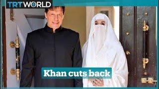 Veil sparks spat as Imran Khan sworn in