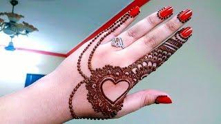 Jewellery Mehndi Design | Jewellery Henna Design - Naush Artistica