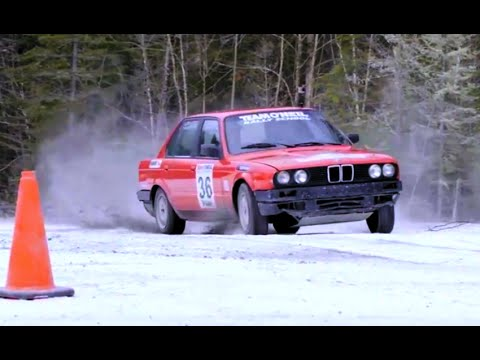 A Crash Course In Sliding Rally Cars-- /DRIVEN