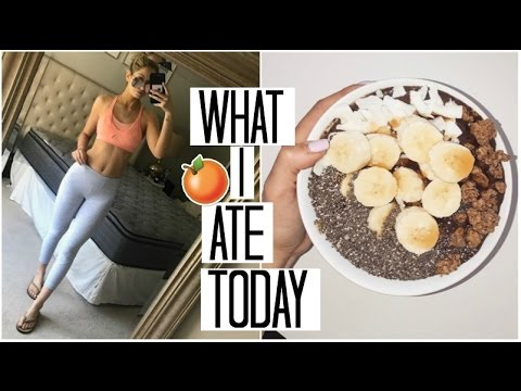What I Eat as a VEGAN Teenager | What I Eat in a Day #1