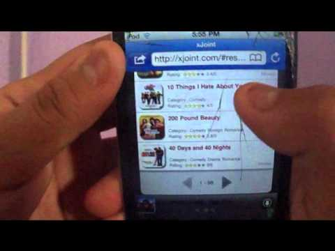 How to Put Free Movies on Your Iphone/Ipod Touch (No Jailbreak)