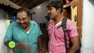 NATHASWARAM|TAMIL SERIAL|COMEDY|PRASATH DISCUISSION TO SUBRAMANI FOR LAND