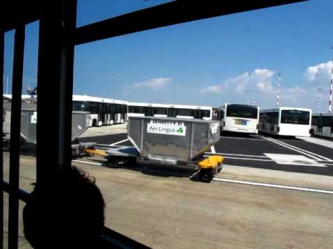 Life in a Day - 4300 Miles Home (5 of 10): Rome airport and boarding the flight