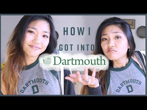HOW I GOT INTO THE IVY LEAGUE 💚ft. Goodwall App