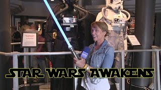 Star Wars Awakens attractions at Disney