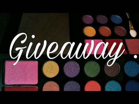 (closed)Giveaway#2 rules mentioned below / all about skin and makeup
