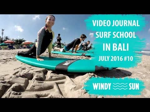 Bali surf school. July 2016. #10