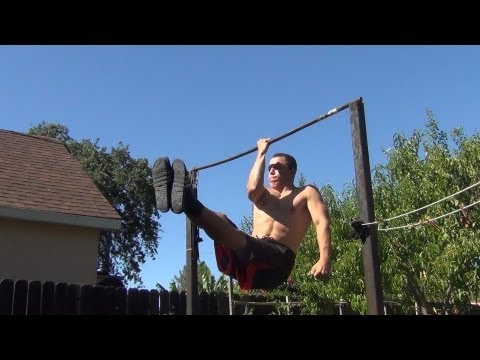 One Arm Pull up Training Tutorial