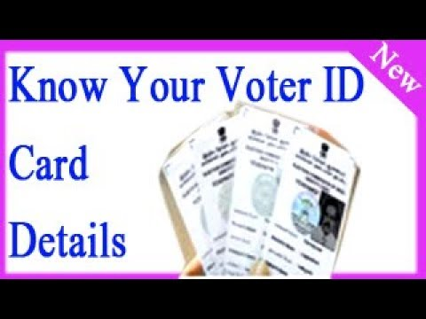 Check Your Voter ID Online Easily - Mana PC