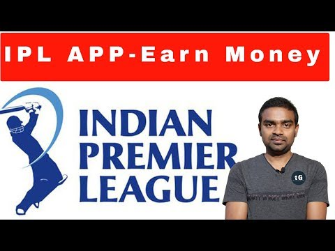 Earn Unlimited Money with IPL Android App - Make Own IPL Android App - Thunkable aia File
