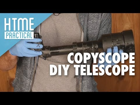 HTME Practical - $45 Copyscope DIY | HTME: Practical