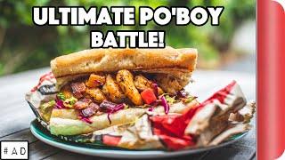 ULTIMATE PO'BOY SANDWICH BATTLE | Game Changers