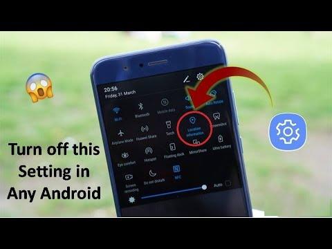 एंड्राइड फ़ोन में ये Setting off करो Save रहेगा आपका फ़ोन | Turn off This Setting in Android