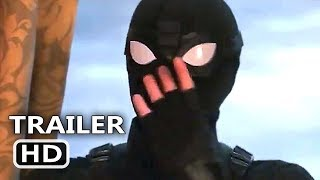 Download SPIDER MAN FAR FROM HOME Trailer # 4 (NEW 2019) Marvel Movie HD Video