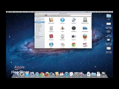 How to change the default folder when opening Finder in Mac OS X Lion