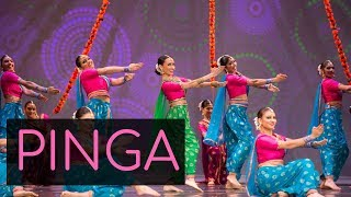 Pinga (Bajirao Mastani, Deepika Padukone, Priyanka Chopra, Ranveer Singh) | Kruti Dance Academy