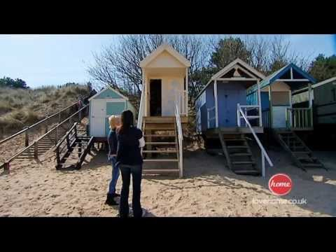 My Flat Pack Home - Building a flat pack beach hut