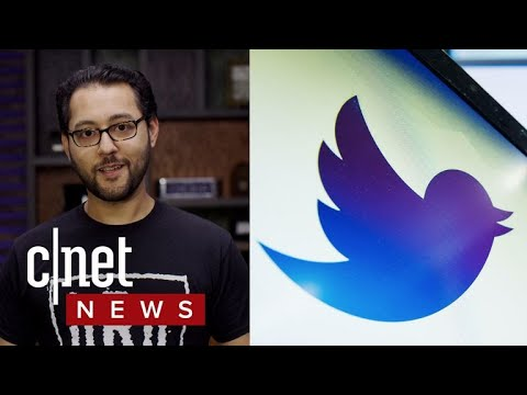 Twitter revokes verification badges from offensive accounts (CNET News)