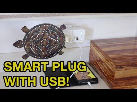 EtecFamily USB Smart Plug Review