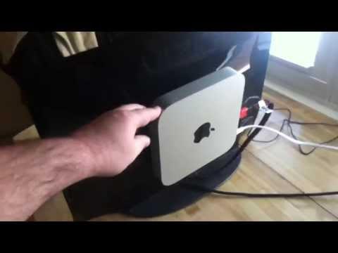 2012 Mac Mini setup