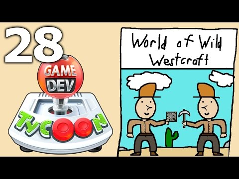 Game Dev Tycoon - Part 28 - MMO