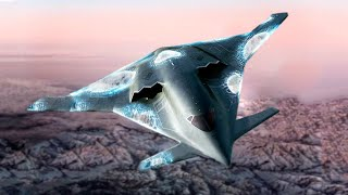 The US is Testing Invisible Next Fighter Jet