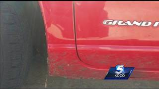 Unprocessed animal parts causes traffic after spill near downtown OKC