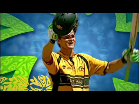 ICC World Cup 2011 intro - Nine Network