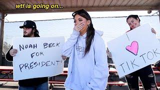 being a youtuber in LA is WILD (winning $10k, my car BROKE DOWN AGAIN...)
