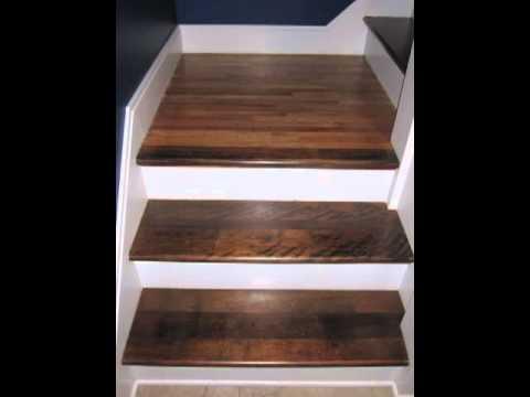 2012-03-21 Hardwood refinishing by Mr. Sandless