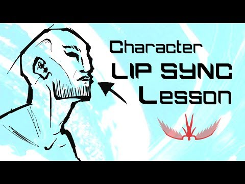 Character Animation Tutorial - Lip Sync