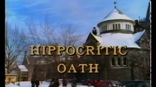 Alfred Hitchcock Presents Hippocritic Oath (fin Sub) 1988