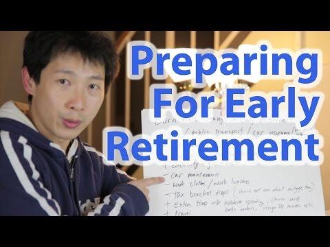 Estimating Early Retirement Burn Rate | BeatTheBush