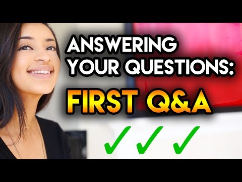 FIRST Q&A | DATING, HOW I STARTED, CUSTOM AND THRIFT TIPS, MOST PROFIT IVE EVER MADE