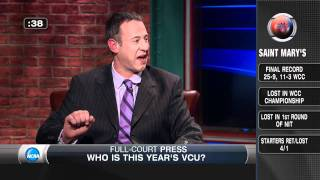 College Basketball - Who is This Year's VCU?