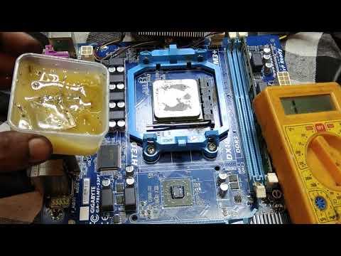 desktop board repair #sometimes no/ hazy/ break display grafic # Gigabyte GA-78LMT-S2PT