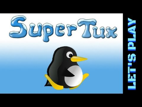 Reviewing SuperTux: Linux Version of Super Mario Game