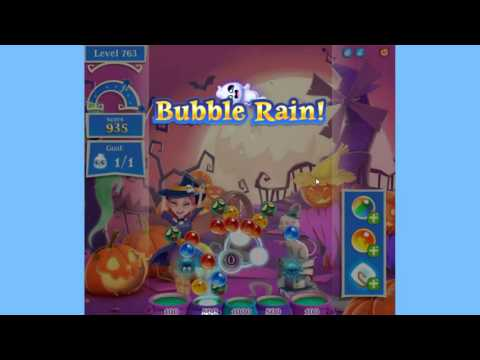 Bubble Witch 2 Saga Level 763 no boosters