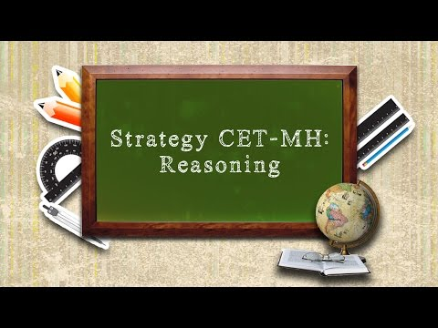 Strategy CET-MH : Reasoning