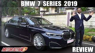 New BMW 7 Series Review | Hindi | MotorOctane