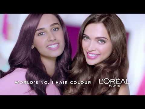Deepika Padukone | L'Oreal Paris Casting Creme Gloss TVC (2018)