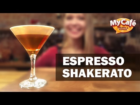 How to Make Caffe Shakerato? Recipes from My Cafe and JS Barista Training Center