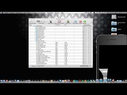 Einfach App Icon ändern iPhone/iPod Touch/iPad German