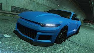 GTA 5 Online | Dominator GTX Showcase and Top Speed