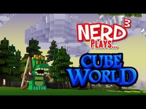 Nerd³ Plays... Cube World