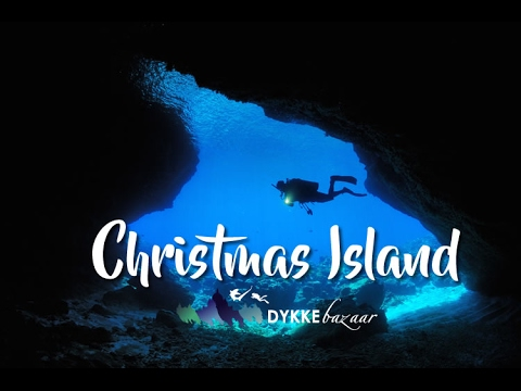 Dive the unexplored world of Christmas Island